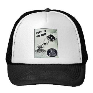 Keep It On Him Trucker Hat