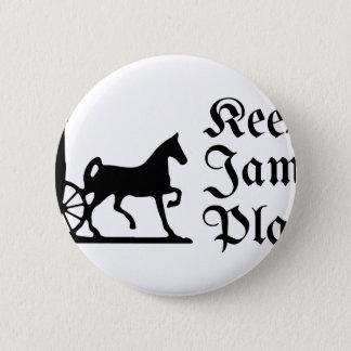 Keep Jamaica Plain 2 Inch Round Button