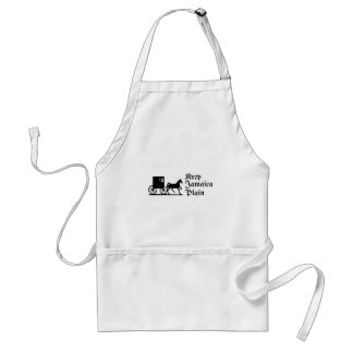 Keep Jamaica Plain Standard Apron