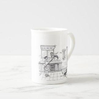 Keep Kitchen Clean Mug Bone China Mug