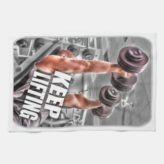 Keep Lifting Kitchen Towel