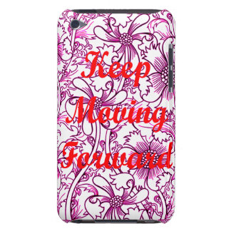 Keep Moving Forward Case-Mate iPod Touch Case