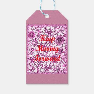 Keep Moving Forward Gift Tags