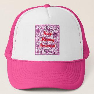 Keep Moving Forward Trucker Hat