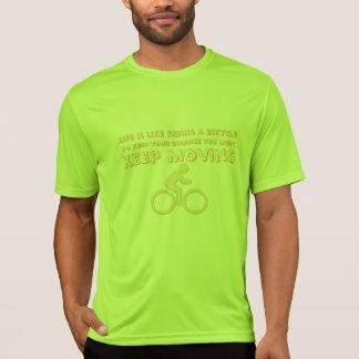 Keep moving Men's Sport-Tek Competitor T-Shirt