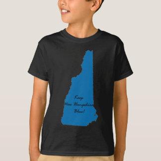 Keep New Hampshire Blue! Democratic Pride! T-Shirt