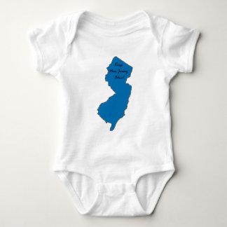 Keep New Jersey Blue! Democratic Pride! Baby Bodysuit