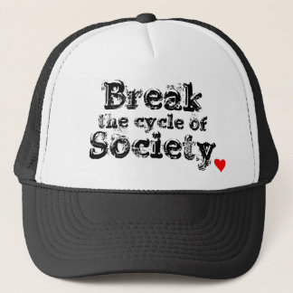 Keep on Break'n Trucker Hat