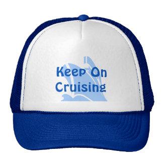 Keep on Cruising Trucker Hat