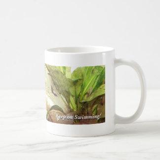 Keep on Swimming! Coffee Mug