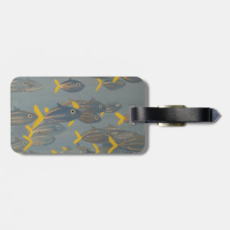 Keep on Swimming Luggage Tag