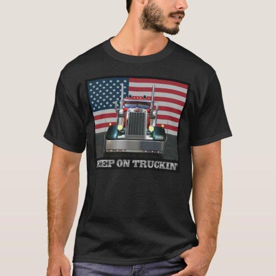 Keep on Truckin' Tee Shirt