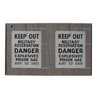 keep out iPad cases