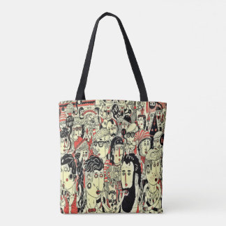 Keep Portland Weird Tote Bag
