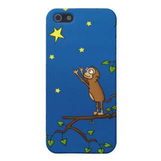 Keep Reaching Monkey iPhone 5/5S Cover