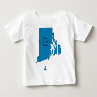 Keep Rhode Island Blue! Democratic Pride! Baby T-Shirt