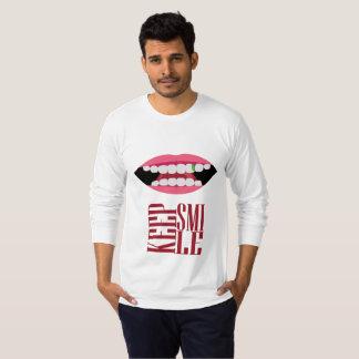 keep smile T-Shirt