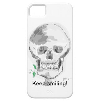 Keep smiling! iPhone 5 cover