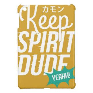 keep spirit iPad mini cover