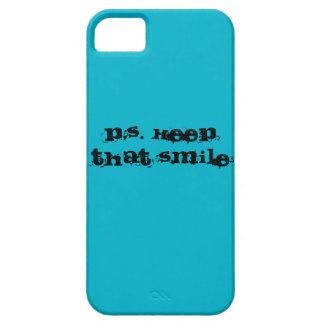 Keep That Smile Case For The iPhone 5
