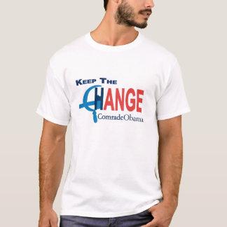 Keep The Change Comrade T-Shirt