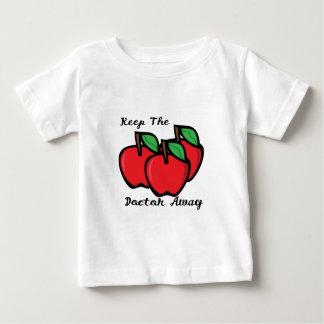 Keep The Doctor Away Tee Shirts