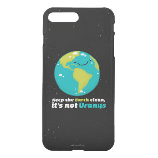 Keep The Earth Clean iPhone 8 Plus/7 Plus Case