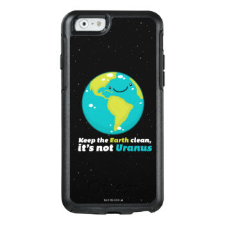 Keep The Earth Clean OtterBox iPhone 6/6s Case