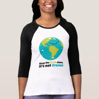 Keep The Earth Clean T-Shirt