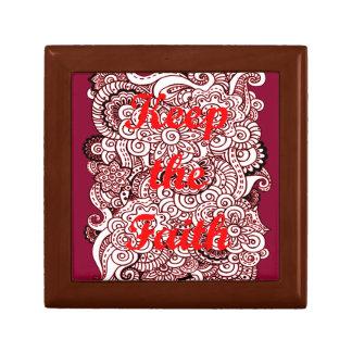 Keep the Faith Gift Box