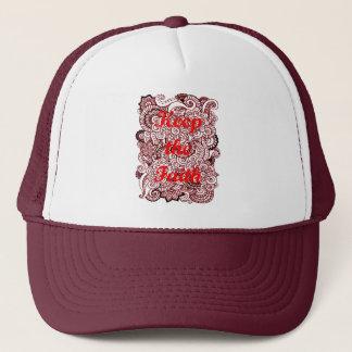 Keep the Faith Trucker Hat