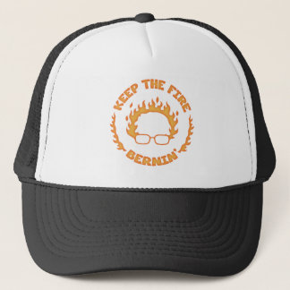 Keep the Fire Bernin' Trucker Hat