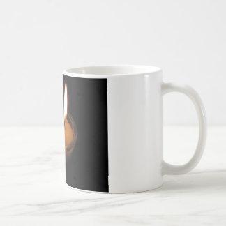 Keep the Flame Burning Candle Coffee Mug
