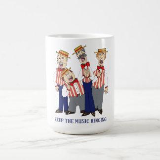 Keep the Music Ringing Coffee Mug
