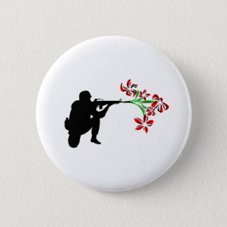 Keep The Peace 2 Inch Round Button