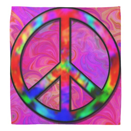 Keep the Peace Bandana