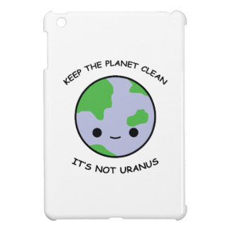 Keep the planet safe case for the iPad mini