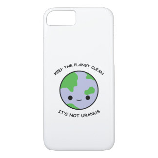 Keep the planet safe Case-Mate iPhone case
