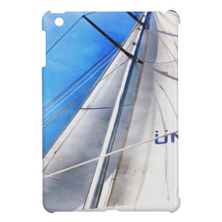 Keep The Wind In Your Sails Cover For The iPad Mini