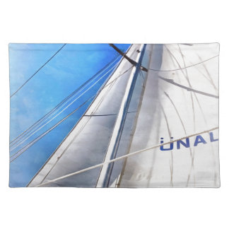 Keep The Wind In Your Sails Placemat