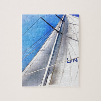 Keep The Wind In Your Sails Puzzle