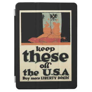 Keep These Of the USA iPad Air Cover