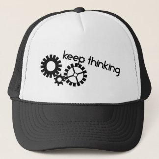 Keep Thinking Trucker Hat