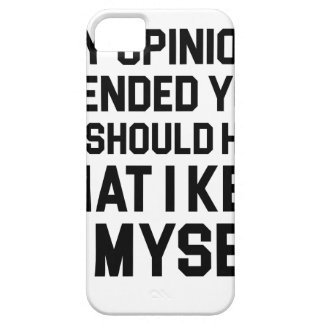 Keep to Myself Case For The iPhone 5