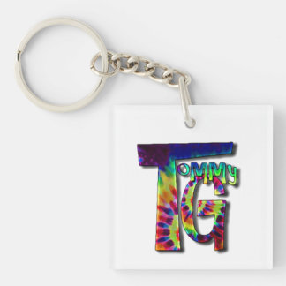 Keep Tommy close at hand! Keychain
