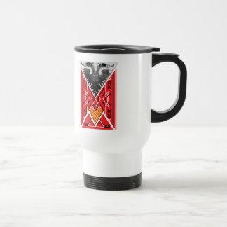 Keep tradition alive! travel mug