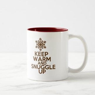Keep Warm and Snuggle Coffee Cup