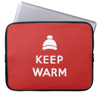 KEEP WARM LAPTOP SLEEVE