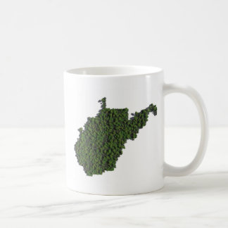 Keep West Virginia Green Coffee Mug