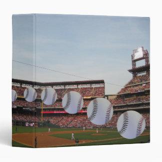 Keep Your Eye On the Baseball Binder